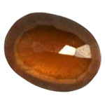 Hessonite Stone - 2 Carat