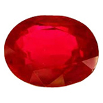 Ruby Stone - 2 Carat